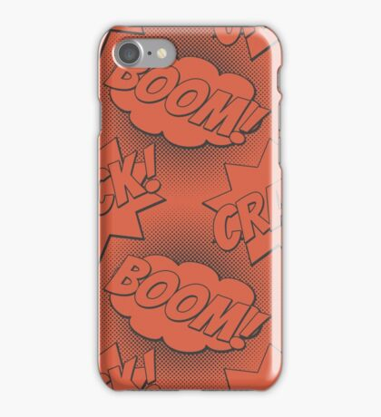 CSGO | Boom Pattern iPhone Case/Skin