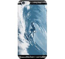 surf warrior iPhone Case/Skin