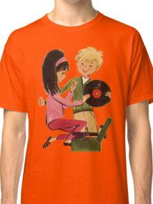 Kids Vinyl Record Love Classic T-Shirt