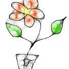 Scribbler art by MaeBelle