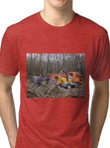 Spring cleaning Tri-blend T-Shirt