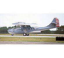 Consolidated PBY Photographic Print