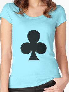 clubs Women's Fitted Scoop T-Shirt