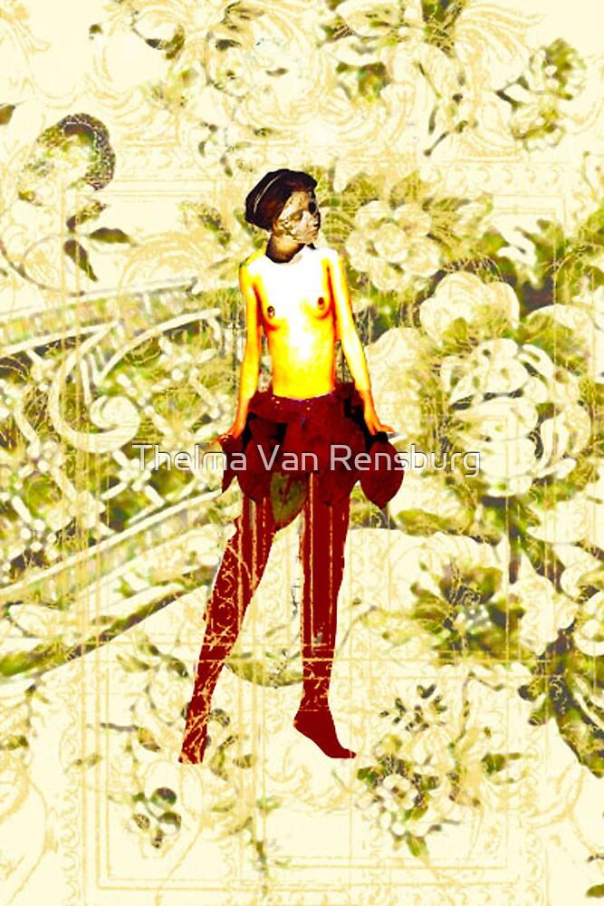 Garden of eden 2, 2010 by Thelma Van Rensburg