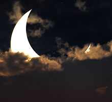 Eclipse of the Sun by MaxSteinwald