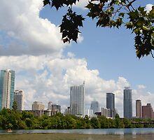 Austin Skyline by Stryder