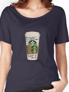 Inigo's Coffee Women's Relaxed Fit T-Shirt