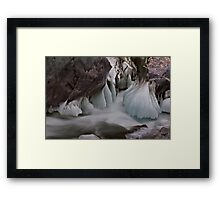 The Ultimate At of Snow Framed Print