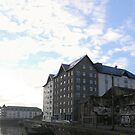 Waterside apartments by mikeloughlin