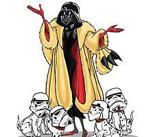 Disney Star Wars 'Cruella De Vader' by LJefferis78