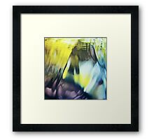 Playful Colors - Abstract Photography Framed Print