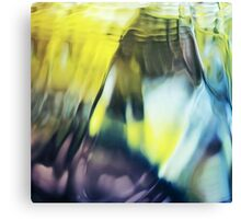 Playful Colors - Abstract Photography Canvas Print