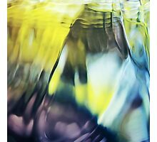 Playful Colors - Abstract Photography Photographic Print