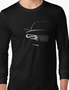 audi a6 Long Sleeve T-Shirt