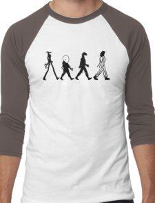 Burton Road Men's Baseball ¾ T-Shirt