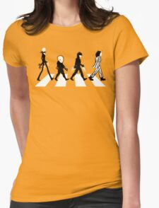 Burton Road Womens Fitted T-Shirt