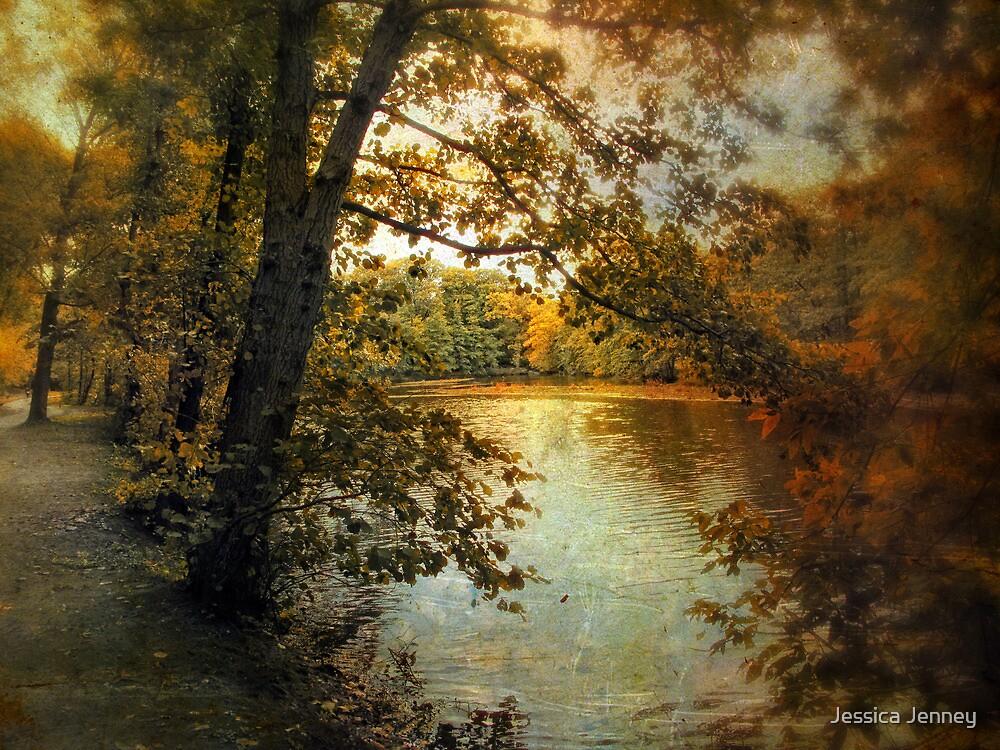 Bronxville Lake by Jessica Jenney