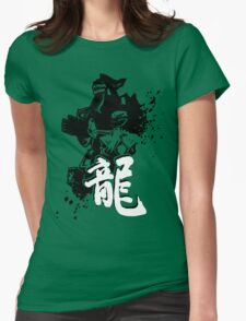 Dragonzord Womens Fitted T-Shirt