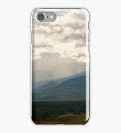 The Heavens Are Telling iPhone Case/Skin