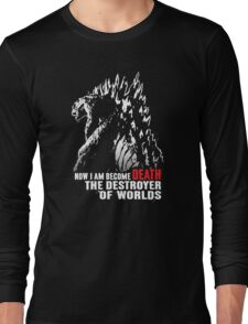 World Destroyer Long Sleeve T-Shirt