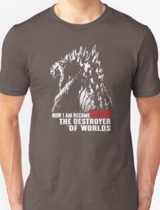 World Destroyer Unisex T-Shirt