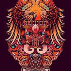 The Beauty of Papua by GODZILLARGE