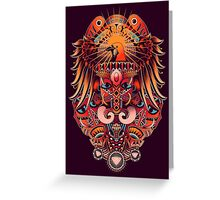 The Beauty of Papua Greeting Card
