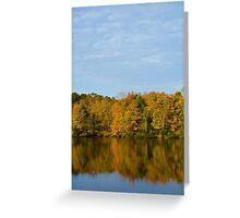 Crane Lake Greeting Card