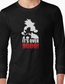 Over 9000 Long Sleeve T-Shirt