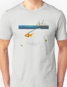ON THE WAY  Unisex T-Shirt