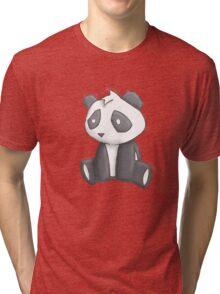 Sad Panda 2 T Tri-blend T-Shirt