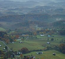 Blue Ridge Parkway by crystalseye