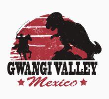 Gwangi Valley Kids Tee