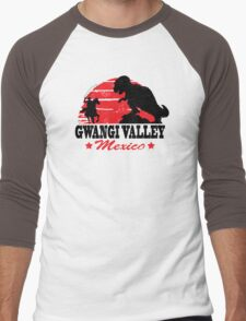 Gwangi Valley Men's Baseball ¾ T-Shirt