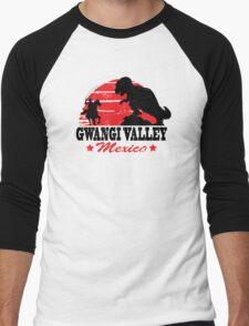 Gwangi Valley Men's Baseball ¾ T-Shirt