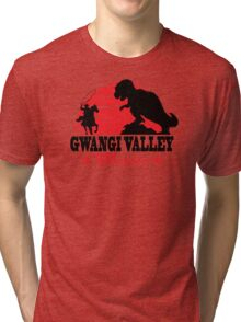 Gwangi Valley Tri-blend T-Shirt