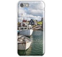Peggy's Cove II iPhone Case/Skin