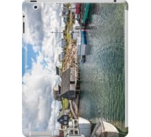 Peggy's Cove II iPad Case/Skin