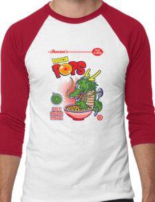Dragon Pops Men's Baseball ¾ T-Shirt