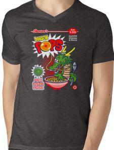Dragon Pops Mens V-Neck T-Shirt