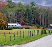 Autumn Home by crystalseye