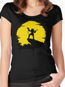 Apex Predator Women's Fitted Scoop T-Shirt