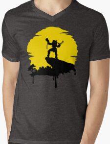 Apex Predator Mens V-Neck T-Shirt