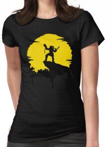 Apex Predator Womens Fitted T-Shirt