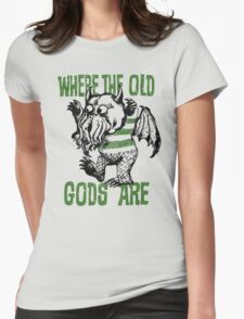 Old Gods Womens Fitted T-Shirt