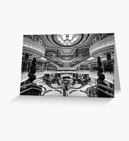 The Grand Hall Greeting Card