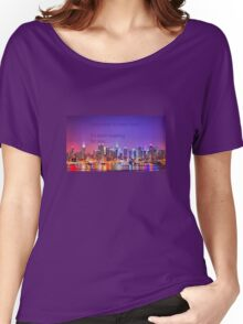Welcome to New York - Taylor Swift Women's Relaxed Fit T-Shirt