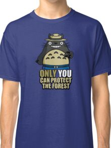 Protect The Forest Classic T-Shirt