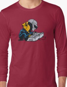 Daft Nuts Long Sleeve T-Shirt