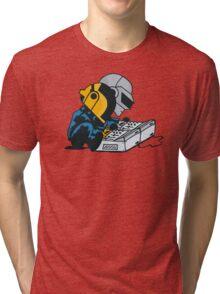 Daft Nuts Tri-blend T-Shirt
